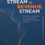 Audio Stream to Revenue Stream Report