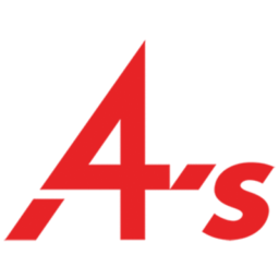 4A's red logo