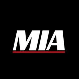 MIA icon black